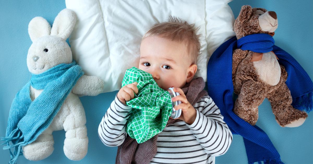 Infant Reflux Symptoms