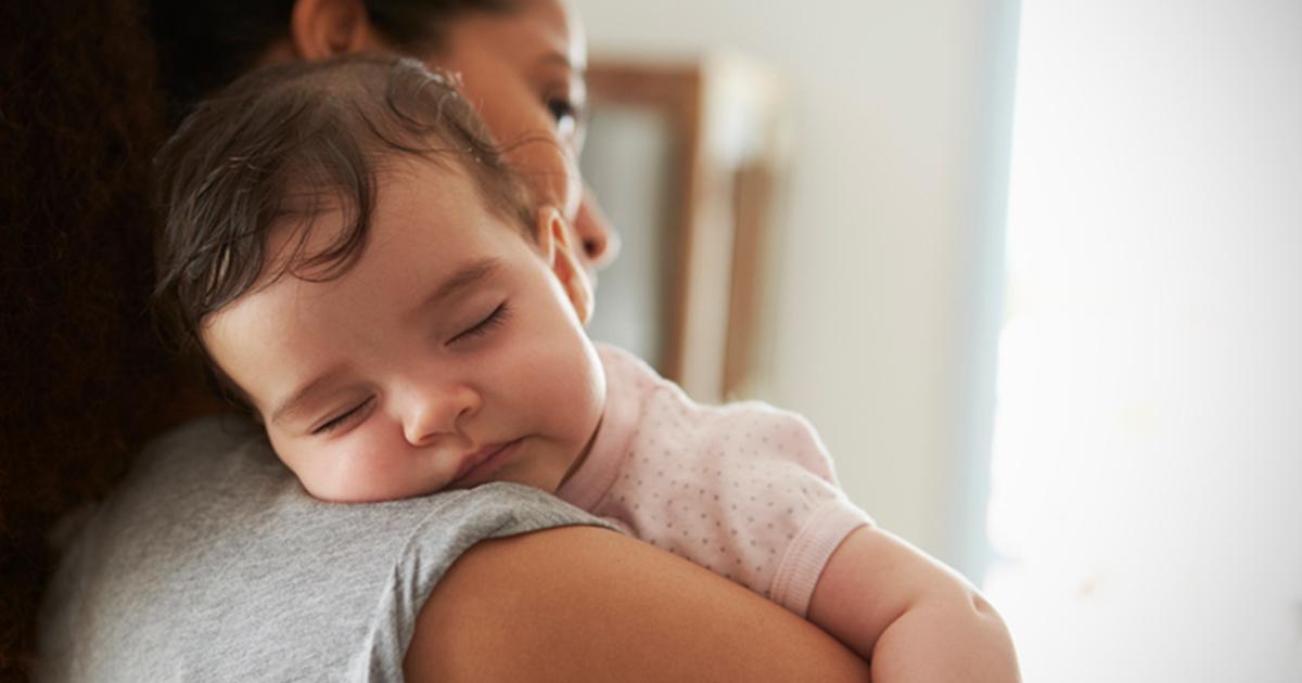 Mothers Share Tips On How To Help Newborns Sleep Through The Night